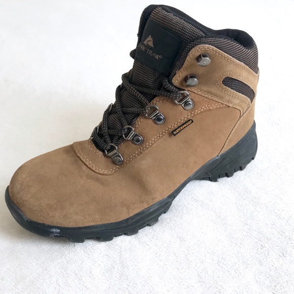 b9890fec990 Ozark Trail GRETA Waterproof Hiking Boots